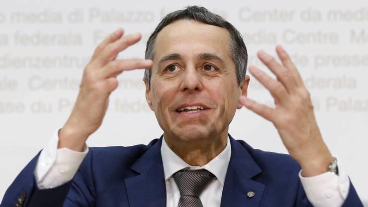 Ignazio Cassis: «Ich ändere mich nicht für die SVP»