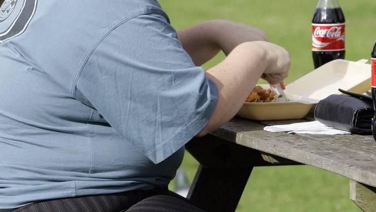 New York sagt Übergewicht den Kampf an