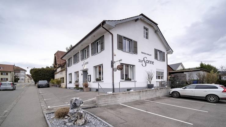 Das Restaurant Sonne in Röschenz steht im Fokus eines erbitterten Lärmstreits.