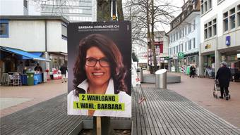 Kampagnen Stadtammannwahl Brugg