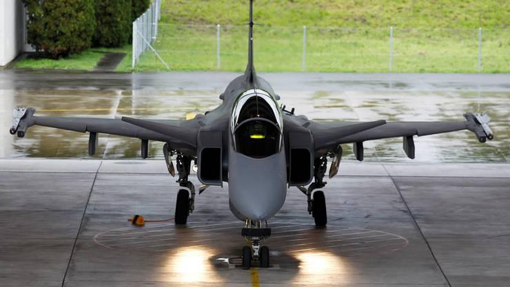Der Gripen, der nächste Schweizer Kampfjet?