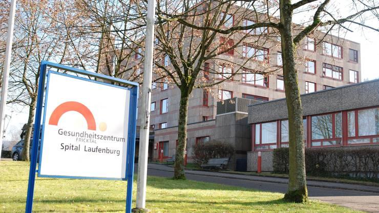 Über die Zukunft des Spitals Laufenburg wird in den nächsten Monaten rege diskutiert werden.