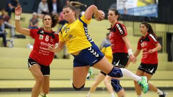 Mit Engagement und Einsatz kann der ATV/KV Basel zwei Punkte aus Stans mitnehmen.