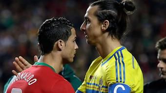 Portugal bezwingt Schweden dank Kopfball Ronaldos