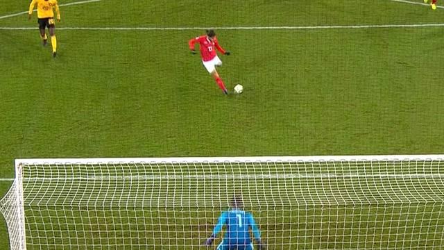 Schweiz gewinnt 5:2 gegen Belgien