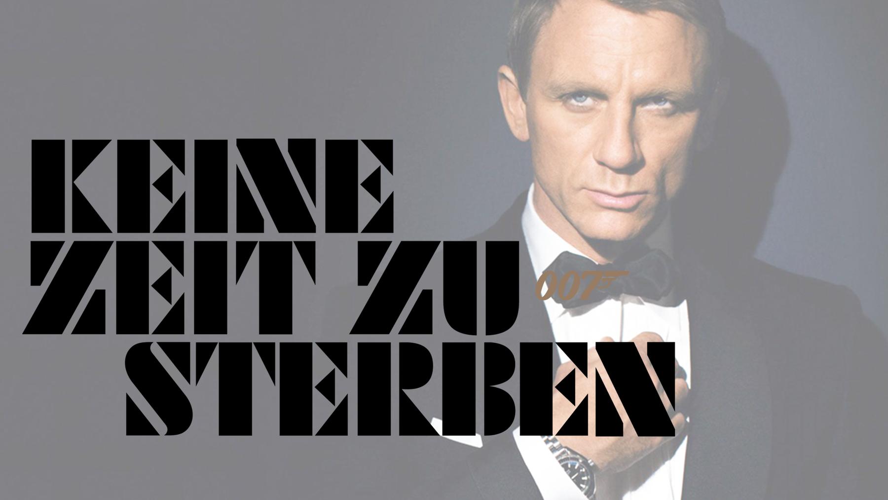 James Bond_Keine Zeit zu sterben