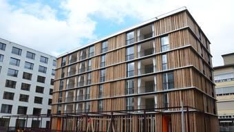 m Zypressenhof mietet die Stadt Dietikon einen Raum für den Kindergarten. Der Ausbau war ein Murks. S. Rüesch/Archiv