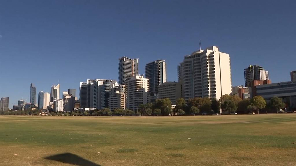 Millionenstadt Perth nach Corona-Fall im Lockdown