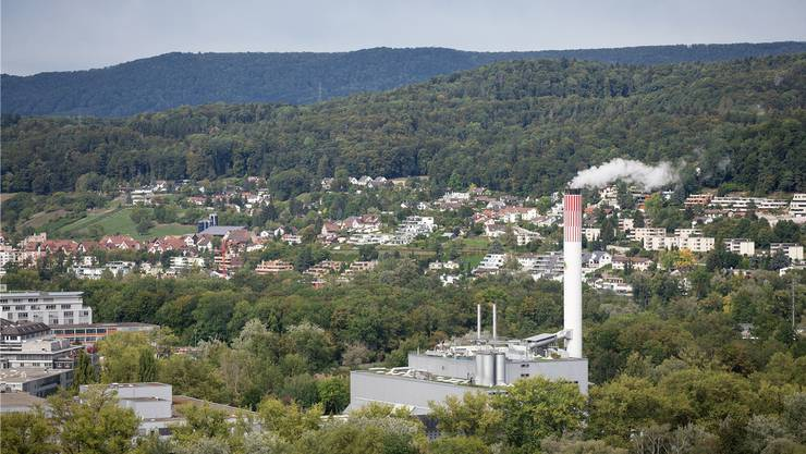 Die Kehrichtverwertungsanlage (KVA) der Limeco in Dietikon. Ihr Verwaltungsrat wurde neu zusammengesetzt.