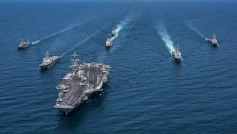 Die US-Navy klopfte bei einem Schweizer Partner an.