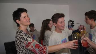 Neue Leiterin Jugendtreff Schöftland Eveline Kohler
