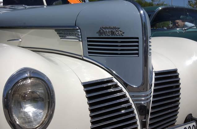 Schweizer Qualitätsarbeit: Dieser Vorkriegs-Dodge wurde beim Lastwagenhersteller Saurer in der Schweiz montiert.