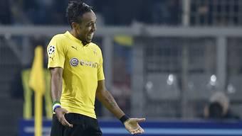 Reist vorerst nicht nach Gabun zur Nationalmannschaft: Pierre-Emerick Aubameyang.