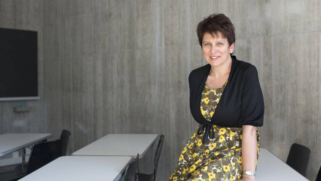 Irene Weber Henking lehrt an der Universität Lausanne Übersetzungswissenschaft. (Archiv)