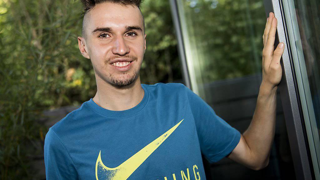 Julien Wanders verblüffte beim Halbmarathon in Barcelona mit einem sensationellen Schweizer Rekord.