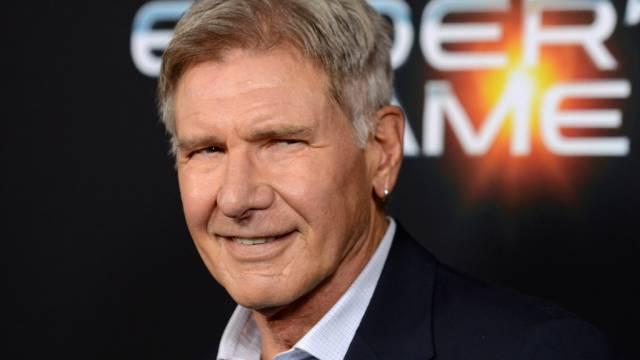 Harrison Ford brach sich das Bein bei Dreharbeiten (Archiv)