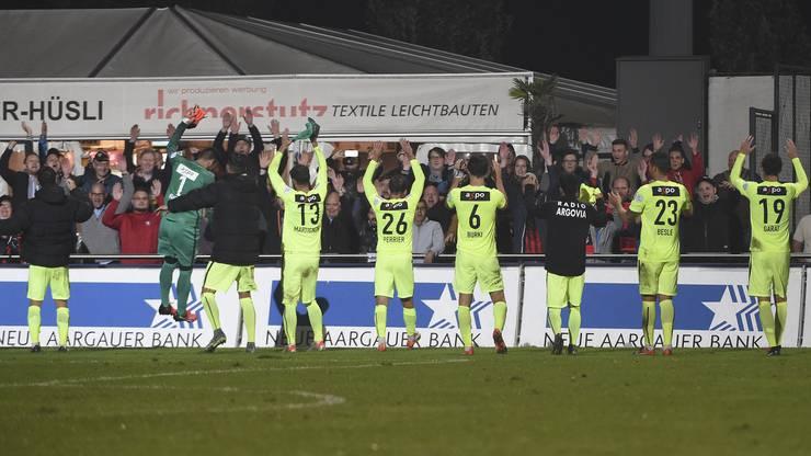 Der Derby-Sieg war der letzte Match, aus dem der FCA als Sieger herausging.
