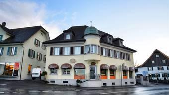 Die frühere «Gourmet-Oase» in Fahrwangen ist zu. Was aus dem Lokal werden soll, ist noch offen.