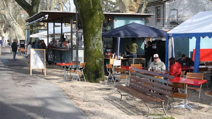 Die Saisoneröffnung ist für Solothurn immer ein Ereignis.