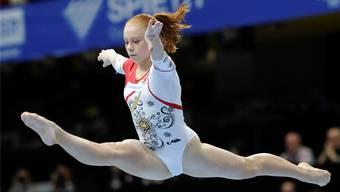 Leonie Meier will erneut Schweizer Juniorenmeisterin werden.