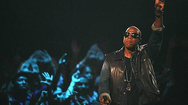 Jay-Z in Aktion (Archiv)