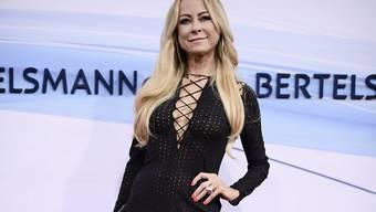 """Jenny Elvers, einst die erste Gewinnerin von """"Promi Big Brother"""", darf im Sat1-Frühstücksfernsehen zwei Wochen lang über die neue Staffel tratschen. (Archivbild 22.6.17)"""