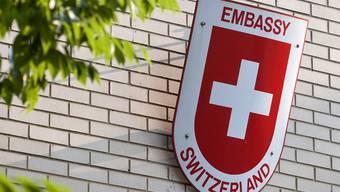 Schweizer Botschaft in Washington D.C. (Symbolbild)