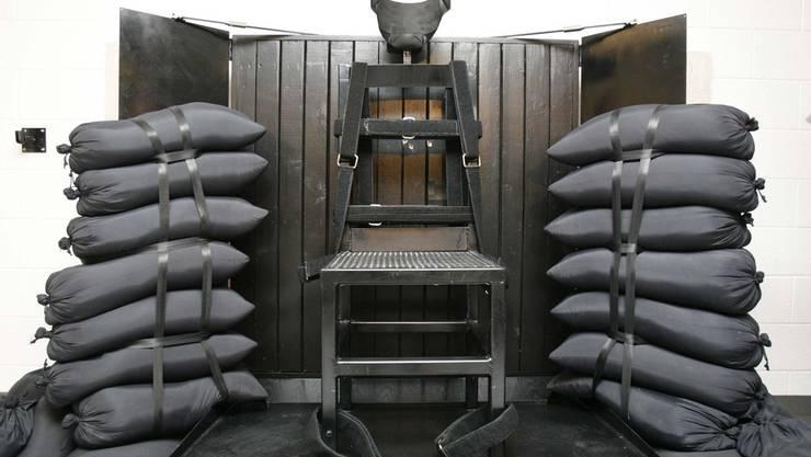 Todesstrafe soll in Illinois abgeschafft werden