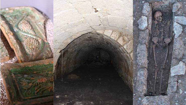 Die Solothurner Archäologen konnten mit der Kaverne einen weiteren sensationellen Fund zu ihren Ausgrabungen zählen.