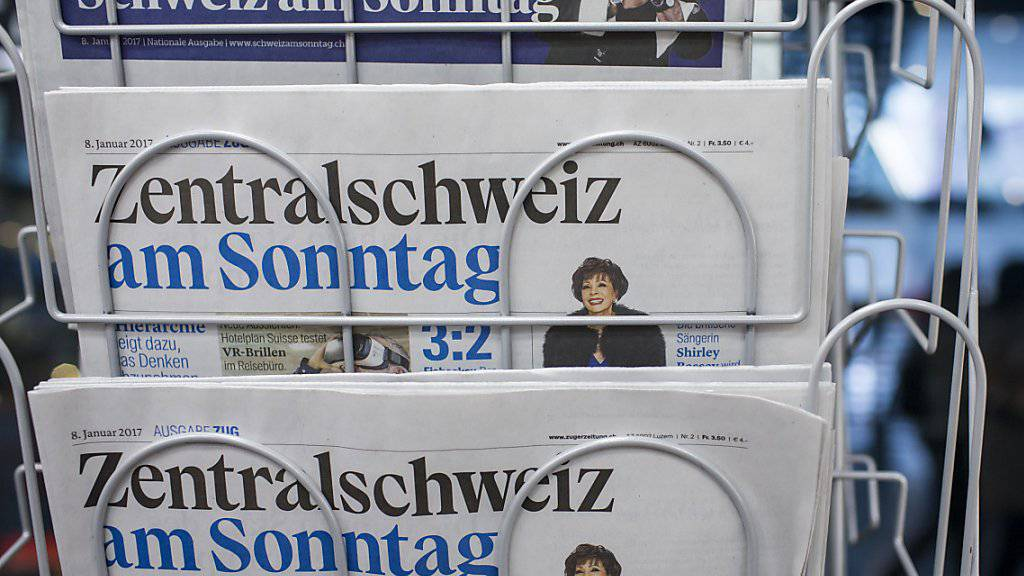 Interviews mit zwei SVP-Bundesräten: Das und mehr bieten die Sonntagszeitungen. (Archivbild)