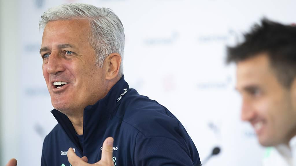 Petkovic: «Wir müssen hungrig bleiben bis am Schluss»
