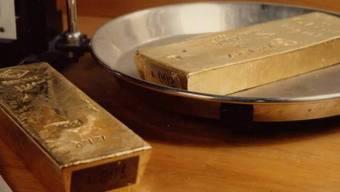 Zwei Goldbarren ohne Absender: Anonymes Geschenk für japanische Stadt (Symbolbild)