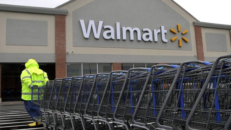 Walmart zählt zu den umsatzstärksten Unternehmen der Welt. (Archivbild)