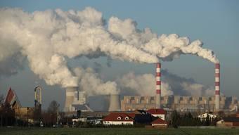 In der Umgebung der polnischen Stadt Kattowitz, wo derzeit die Klimakonferenz stattfindet.