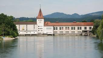 Die IBAarau Kraftwerk AG will die Konzession für das Aarekraftwerk verlängern.