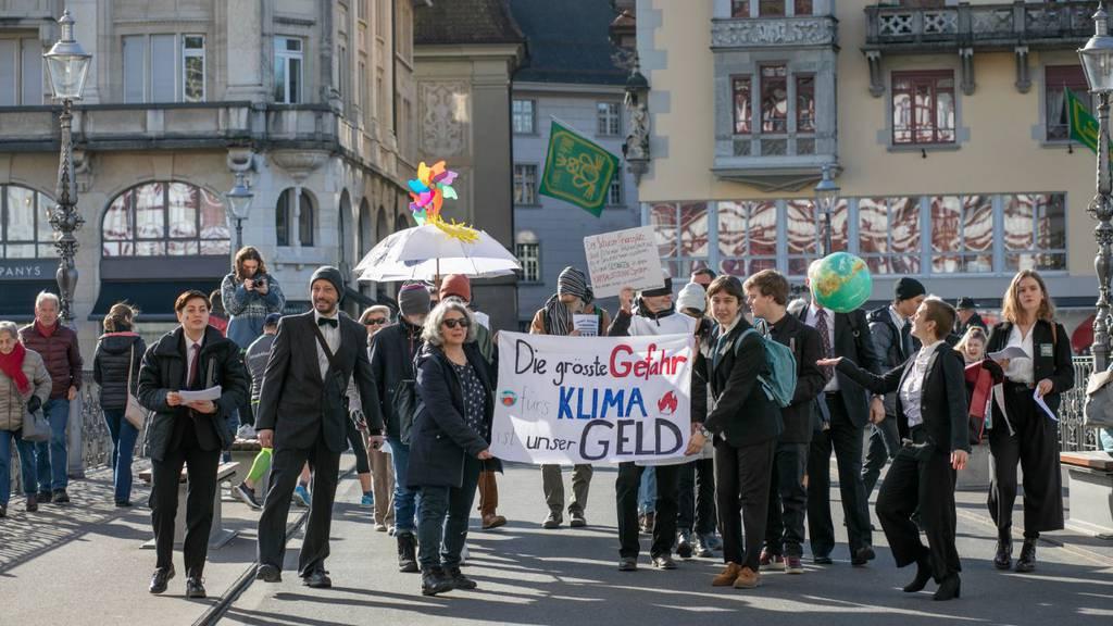 Schweiz will bei Klimafinanzierung geizen