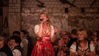 10-Jahres-Bühnenjubiläum von Michelle Ryser