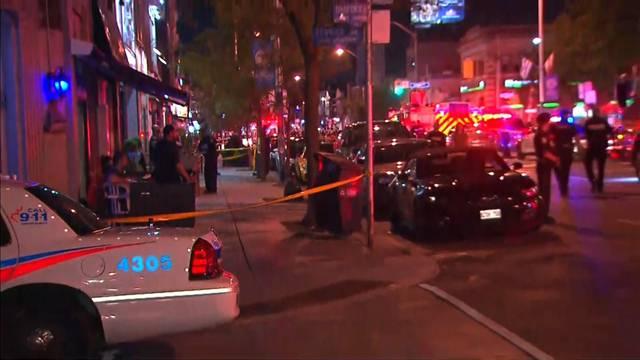 Schiesserei in Toronto - Fahrende saftig gebüsst - Typ begraptscht Kellnerin