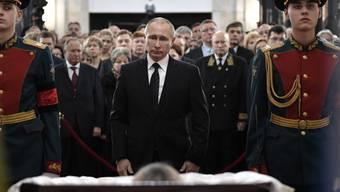 Russischer Botschafter Putin Moskau