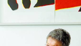 Doris Scheidegger: «Es gibt einem ein gutes Gefühl, wenn man sieht, wie viel Freude man den Menschen bereiten kann.» Felix Gerber