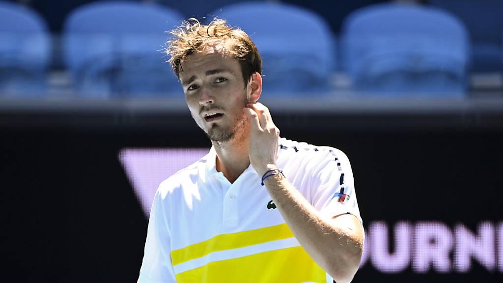 Nadal ohne Satzverlust im Viertelfinal