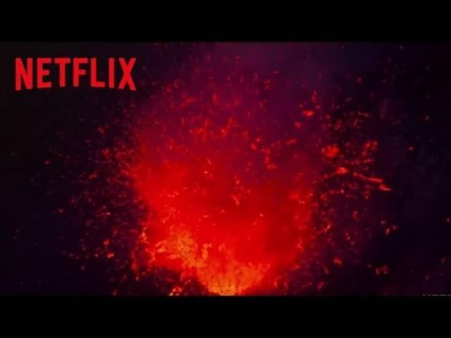 In den Tiefen des Infernos - Trailer