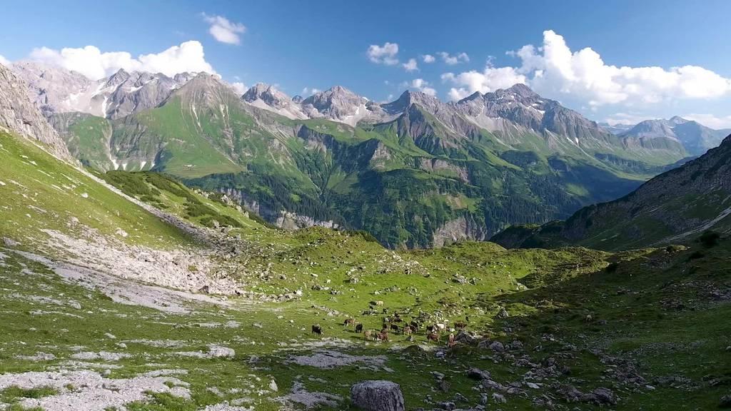 «Im Berg dahuim» - Neuer Film von Thomas Rickenmann