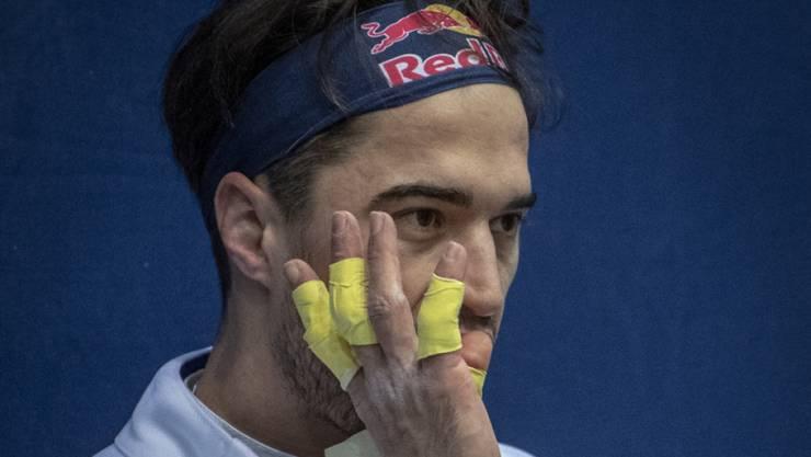 In den Achtelfinals des Grand Prix im kolumbanischen Cali gestoppt: Degen-Fechter Max Heinzer