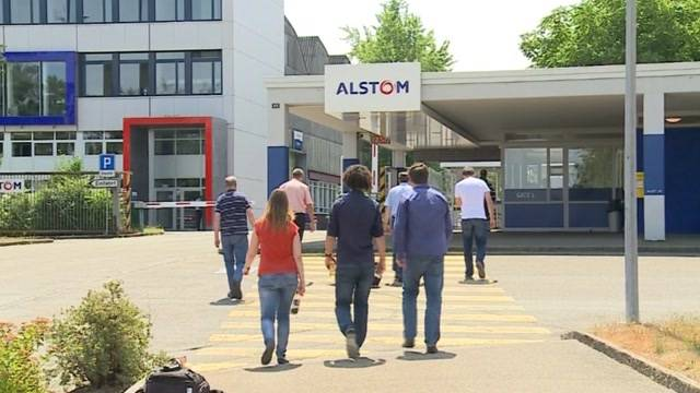 Arbeitsplätze bei Alstom gesichert