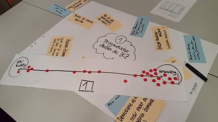 Ein pragmatischer Ausbau der Zusammenarbeit zwischen den Gemeinden halten die Aarauer nicht für sinnvoll