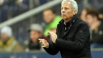 Gibt in der Ligue 1 mit Nice weiterhin die Pace vor: Trainer Lucien Favre