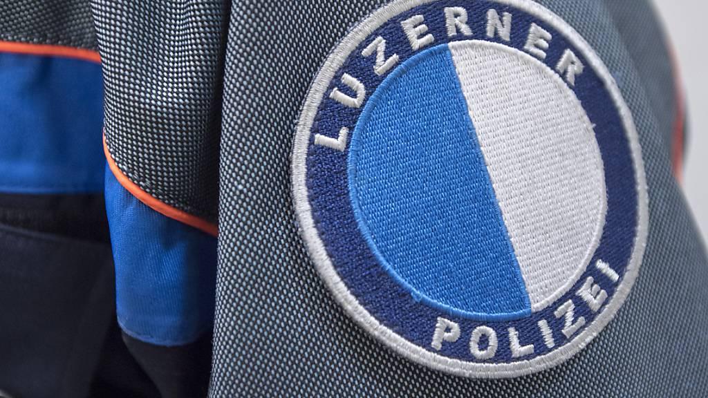 Die Polizei sucht Personen, die den Unfall am Sonntagvormittag in Ebikon beobachtet haben. (Symbolbild)