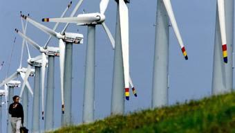 Im Mai 2009 haben die Stimmberechtigten der Stadt Zürich einen Rahmenkredit von 200 Millionen Franken für Windenergie gutgeheissen.