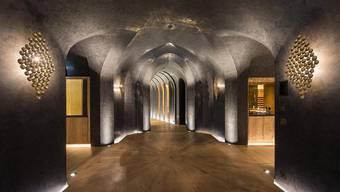 Luxus-Villa in St. Moritz